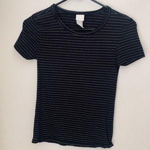 H&M basic t shirt